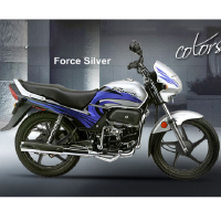 Hero Honda Passion Plus Different Colour View 4