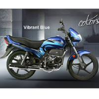 Hero Honda Passion Plus Different Colour View 5