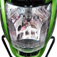 Hero Honda Passion Plus Head Light View
