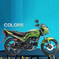 Hero Honda Passion PRO Different Colour View 4