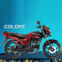 Hero Honda Passion PRO Different Colour View 5