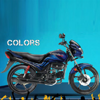 Hero Honda Passion PRO Different Colour View 6