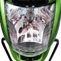 Hero Honda Passion PRO Head Light View