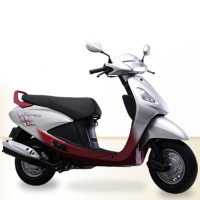 Hero Honda Pleasure Different Colour View 1