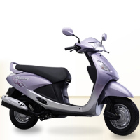 Hero Honda Pleasure Different Colour View 2