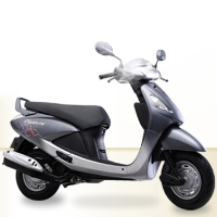 Hero Honda Pleasure Different Colour View 3