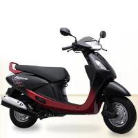Hero Honda Pleasure Different Colour View 4