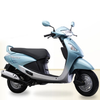 Hero Honda Pleasure Different Colour View 7