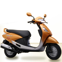 Hero Honda Pleasure Different Colour View 9