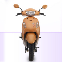 Hero Honda Pleasure Front View
