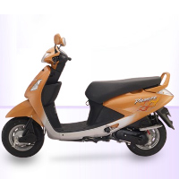 Hero Honda Pleasure Left View
