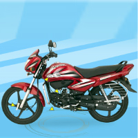 Hero Honda Splendor NXG Left View