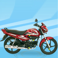 Hero Honda Splendor NXG Right view Picture
