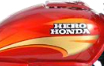 Hero Honda Splendor Plus different colour palette view Picture