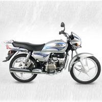 Hero Honda Splendor Plus Different Colour View 1