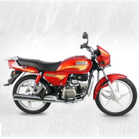Hero Honda Splendor Plus Different Colour View 2