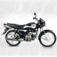 Hero Honda Splendor Plus Different Colour View 3