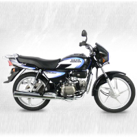 Hero Honda Splendor Plus Different Colour View 5