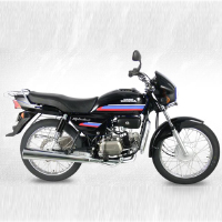 Hero Honda Splendor Plus Different Colour View 6