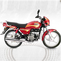 Hero Honda Splendor Plus Right view Picture