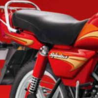 Hero Honda Splendor Plus Seet view Picture