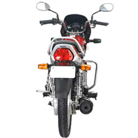 Hero Honda Splendor Super Back View