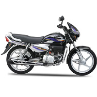 Hero Honda Splendor Super Different Colour View 1