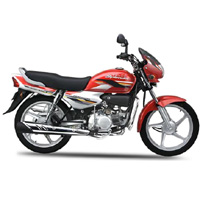 Hero Honda Splendor Super Different Colour View 2