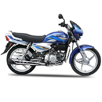 Hero Honda Splendor Super Different Colour View 5