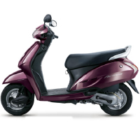 Honda Activa Different Colour View 2