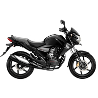 Honda CB Dazzler Different Colour View 1
