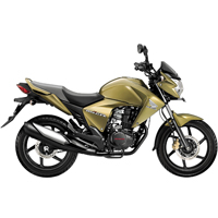 Honda CB Dazzler Different Colour View 2
