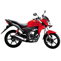 Honda CB Twister Different Colour View 1
