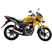 Honda CB Twister Different Colour View 2