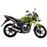 Honda CB Twister Different Colour View 3