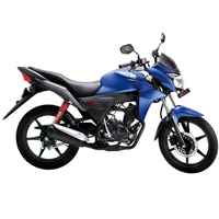 Honda CB Twister Different Colour View 4