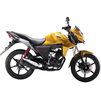 Honda CB Twister Right view Picture