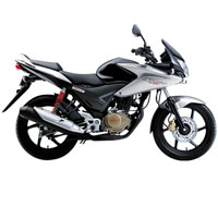 Honda CBF Stunner PGM FI Different Colour View 1