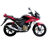 Honda CBF Stunner PGM FI Different Colour View 2
