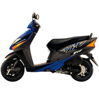 Honda Dio Different Colour View 1