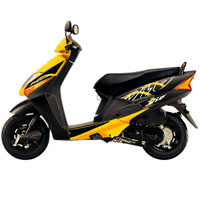 Honda Dio Different Colour View 2