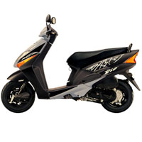 Honda Dio Different Colour View 3