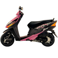 Honda Dio Different Colour View 5