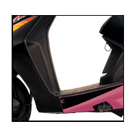 Honda Dio Foot Rest View