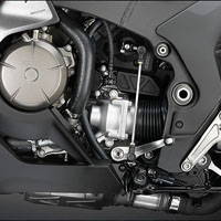 Honda VFR1200F Engine View
