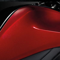 Honda VFR1200F Oil Tank View
