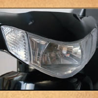 Indus Yo ElectronER Head Light View
