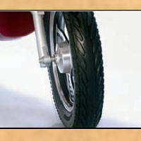 Indus Yo ElectronER Wheel Base View