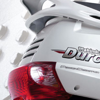 Mahindra Duro Back Light View