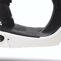 Mahindra Duro Foot Rest View